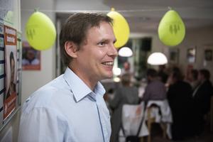 Mattias Rösberg, ordförande för Sjukvårdspartiet
