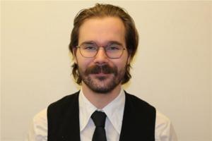 Gustav Linder, jurist på Datainspektionen, säger att det är svårt att ge någon prognos för hur Sala kommun kan drabbas av att ligga efter i sitt arbete. Foto: Pressbild/Datainspektionen