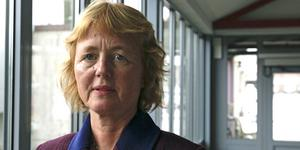 Lisbet Gibson, hälso- och sjukvårdsdirektör Region JH.