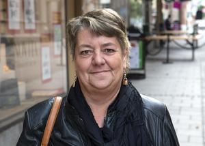 Marie Bergström, 52 år, undersköterska, Sundsvall