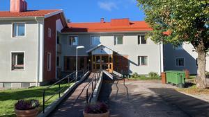 Första våningen på Torget består redan av bostäder för äldre.