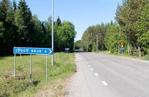 I skogsområdet mellan ridstadion och Lundevägen (väg 330 mellan Bergeforsen och Indal) kommer det att anläggas 40 småhustomter.
