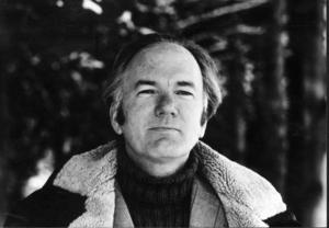 Den österrikiske författaren Thomas Bernhard- Foto: SCANPIX