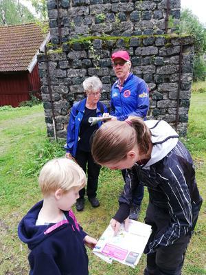 Att leta checkpoints med hjälp av karta eller smartphone har varit en mycket populär aktivitet bland både stora och små Ovanåkersbor under 2019