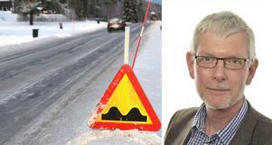 Anders Åkesson (C), förste vice ordförande i Trafikutskottet.