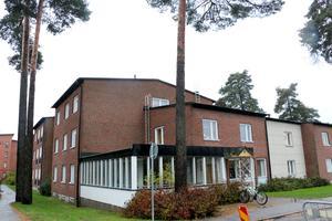 Lokaler på Solbacka som stått tomma under några år blir nu evakueringsboende.