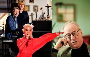 Anki och Magnus Spångberg leder 500 körsångare i en utomhuskonsert vid Slottet på fredag, gästartist Jasmine Kara. Kvällen efter hyllas Magnus pappa Lennart Spångberg när Bach to Örebro fortsätter sin konsertserie.
