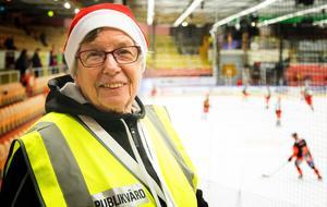 Att vara arenavärd för Mora IK färgat dagarna, säger Mait Lindh.