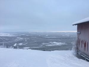 Utsikt från Björnberget.