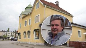 Wahrens antik höll tidigare till i en lokal på Fagerstavägen. Bild: Seth Jansson/Joel Engström.
