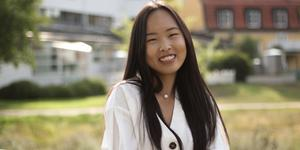 Karin Wei fyller 20 söndagen den 18 augusti.