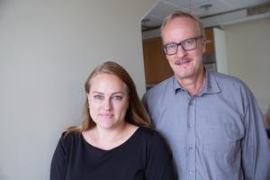 Linda Sjögren tar över efter Staffan Norberg i kommunpolitiken. Norberg ska driva Södertäljebornas frågor i landningsfullmäktige.