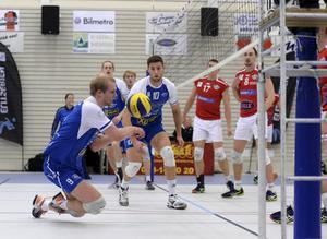 Tierps Patrik Ödvall är lågt nere för att rädda poängen mot Örkelljunga.