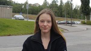 Jennie Claesson, 24 år, studerande, Timrå.