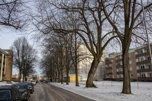 Tredje Tvärgatan på Brynäs.