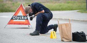 Polisen arbetar med att säkra bevis efter mordförsöket i Timrå i början av augusti.