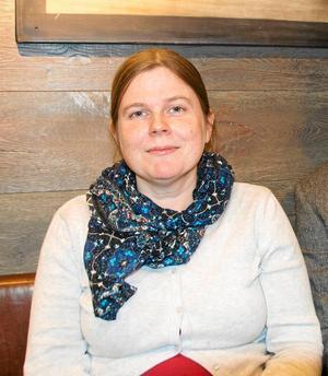 Britta Byström från Sundsvall - het tonsättare i hela världen och profiltonsättare på hemmaplan under nästa säsong.
