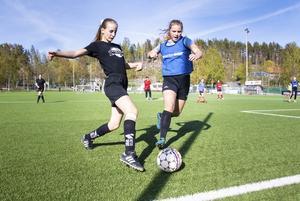 Tävlingsandan är på hög nivå bland spelarna.