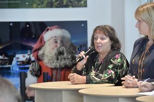 Miljöpartiet och Kerstin Lundh är beredda att ompröva inställningen till trafikplikt för Mora-Siljan.
