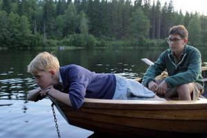 Anton Lundqvist och Jesper Adefelt som Erik Wassman och Edmund WesterFoto: Alexandra Aristarhova/Scanpix