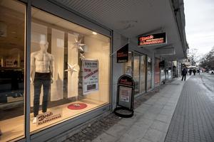 Borås varuförmedling i Borlänge stänger sin butik i mitten av januari.