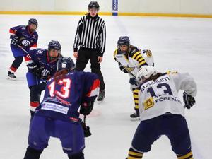 Nästa match är mot Haninge/Älta i Haribohallen i Västerhaninge. Den 30 november tar NIF emot Märstalaget Wings HC Ladies i Folkets Hall. Foto: Privat