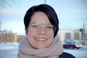 Anna Ramm, 42 år, statsanställd, Liden: