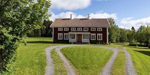 Det här huset i Gärde klickades mest i länet på Hemnet förra veckan. Foto: Hemverket