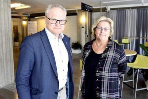 Regionråden Glenn Nordlund (S) och Lena Asplund (M) presenterade en regionplan där en allt tuffare ekonomisk verklighet gör att man lägger fram besparingar med 194 miljoner konor, vilket ska ske genom att bromsa satsningen på primärvården samt generella besparingar i samtliga verksamheter.