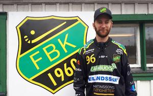 Joakim Björkman, ny tränare i Frillesås. Foto: Frillesås Bandy