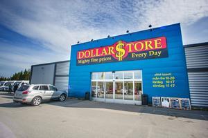 Dollarstore stänger sina båda centrallager i Jämtland. Kedjans butiker i länet berörs inte av förändringen.