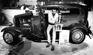 Motormässan 1987 funderade som deltävling i den riksomfattande tävlingen