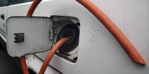 Tanken tömdes på bensin. Fotograf: Linus Brännström/Arkiv.