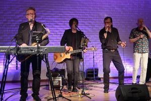 Pär-Åke Stockberg, Klas Norberg, Ronnie Sahlén och Tommy Thelin