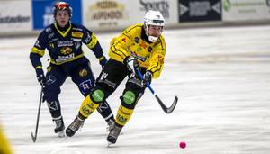 Adam Wijk har levererat sedan han lämnade allsvenskan och Örebro för spel med Broberg.