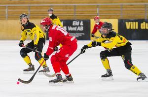 Alexej Kiselev är en av ryska superligalaget Starts stora stjärnor. Foto: Lennart Eriksson
