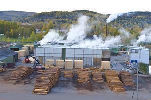 Bollstasågen som är ett av landets absolut största sågverk planerar för nya stora  investeringar.