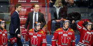 Niklas Eriksson blickar framåt mot åttondelsfinalen mot Växjö. Bild: Johan Bernström/Bildbyrån