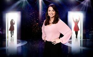 Idag om ett år heter Pernilla Månsson Colts nya program, med premiär på SVT i kväll.Foto: Magnus Liam Karlsson/SVT
