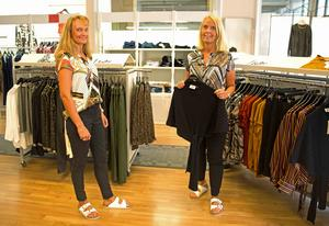 Anneli Ekman och Karina Hellmark på Kaneli hittade inspiration på Formex. Dova, lite murriga färger är helt inne.