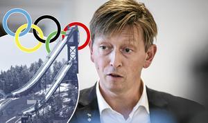 Faluns kommunalråd, Joakim Storck, har gett klartecken för OS i staden 2026.