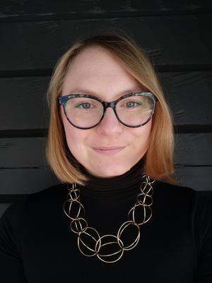 Anna Wallström. Foto: PRIVAT