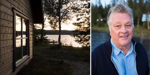 Dan Olofsson tog sin jägarexamen genom en intensivkurs vid för omkring 20 år sedan.