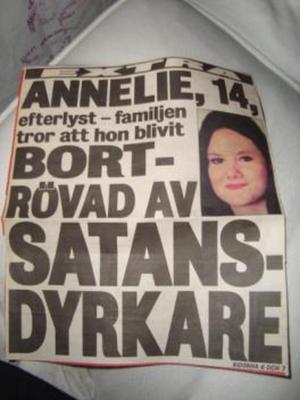 Flykten till Borås var ett av Anneli Söderlunds utageranden under ungdomen. Bild: Mattias Sundberg