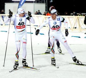 Säsongen 2010/2011 blev Jesper Modins bästa, med en tredjeplats i totala sprintvärldscupen och en femteplacering på VM i Holmenkollen. Bild: Håkan Humla