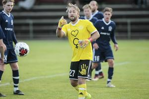 Färgstarke målvaktsprofilen Mathias Svärd sätter punkt i Iggesund efter sju raka säsonger, nu ska han hjälpa moderklubben Strand upp i trean igen.