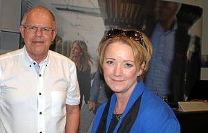 Rune Backlund (C) ska få mer information om Kristina Athleis tjänst imorgon.