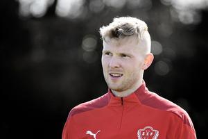Anton Cajtoft meddelade i december att han lämnar J-Södra. Nu har han skrivit på för Norrby IF.