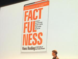 Factfulness är ett begrepp och en bok Hans Rosling och Gapminder skapat för att ge en möjlighet för människor att förstå omvärlden.