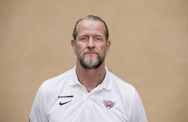 Torbjörn Gehrke tror på laget och att den här säsongen kan bli ett lyft efter förra årets besvikelse.